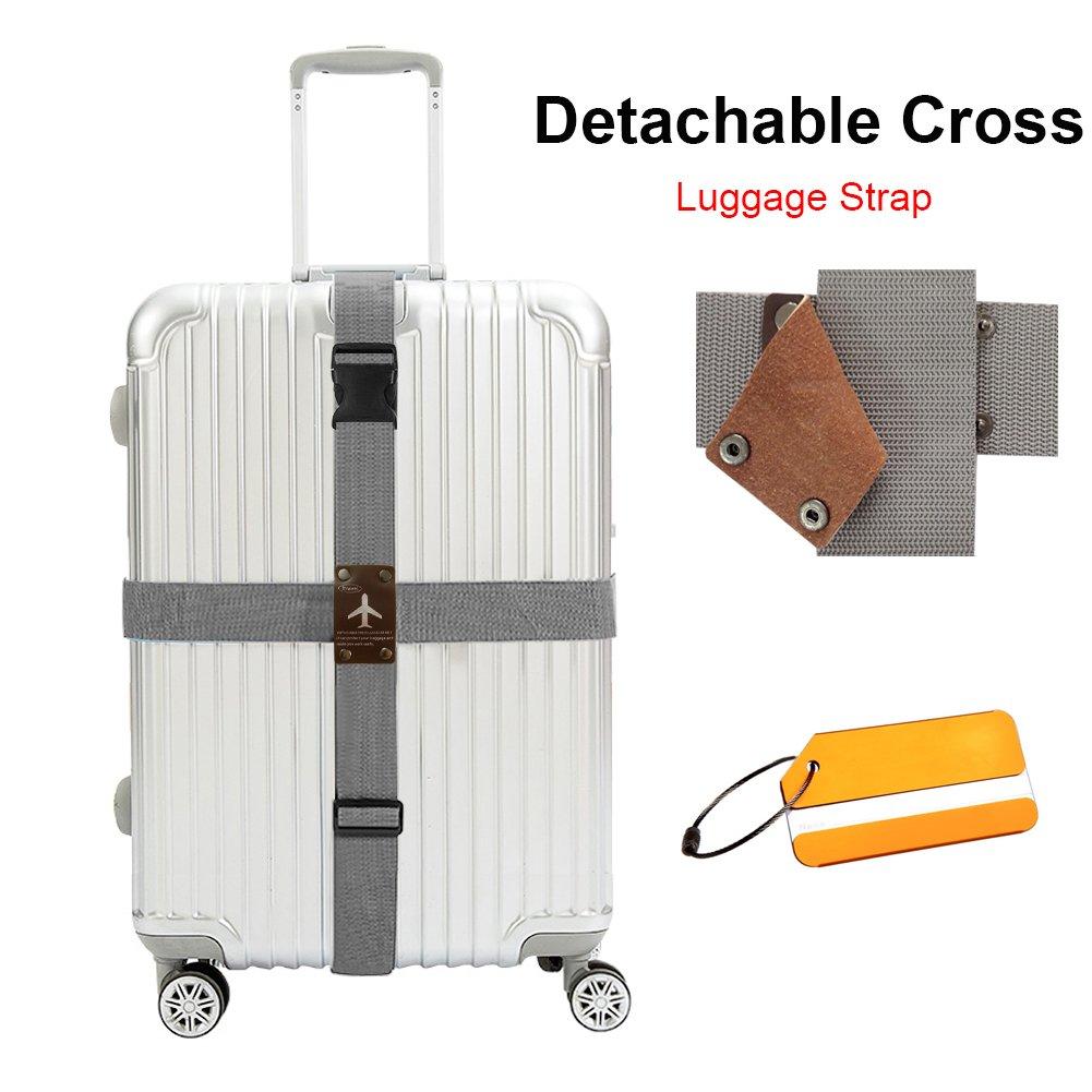 Buy Cross Strap 4 2m Travel Luggage Suitcase Belt Clasp