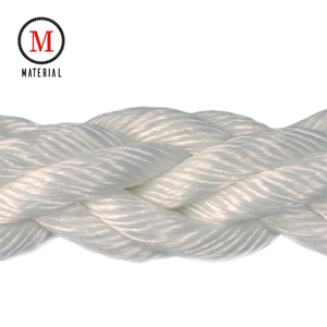 Factory price 8 strand polypropylene twisted rope for marine