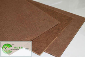 lower price 2.0mm 2.5mm hardboard for Africa market from China for sale