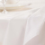 customized white damask wedding embroidery table cloth and napkin