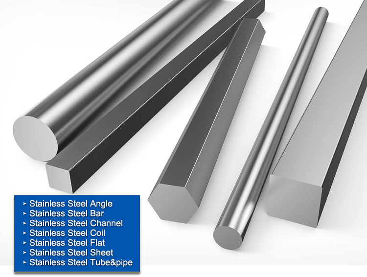 Prime Quality Aisi 301 Stainless Steel Square Rod