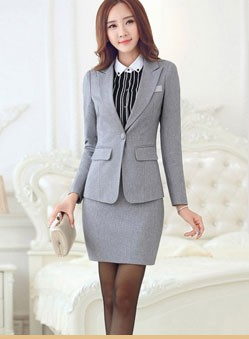 Coat Pant Men Suit Office Uniform Design Plus Size