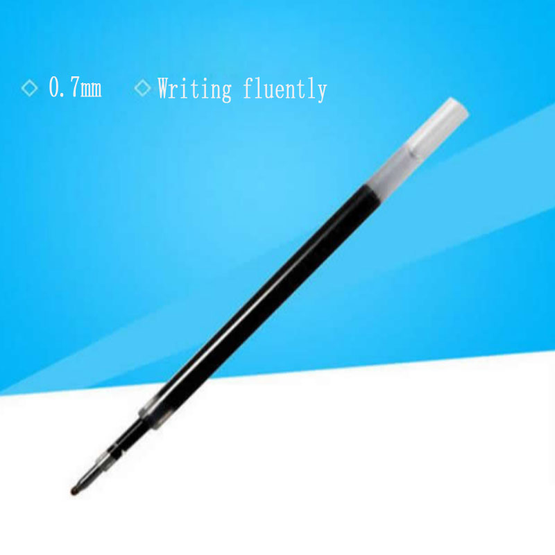 Free Sample superior quality 0.7MM gel pen refill