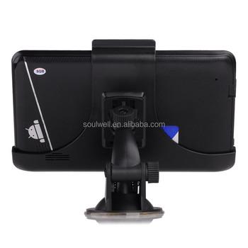 Carte Gps Australie.Portable 7 Pouce Hd Voiture Camion Gps Navigator Sat Nav 800 Mhz