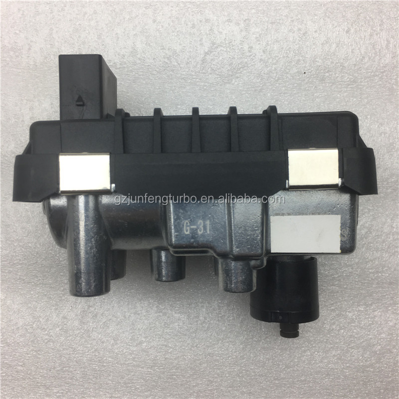G31 turbo electric actuator G-31 6NW009483 761963
