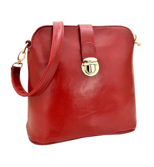 b068fd78dbfb Get Quotations · 2015 Hot Sale Small PU Leather Bucket Shoulder Bag Vintage Women  Bucket Handbag Female Crossbody Bucket