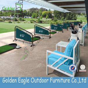 Hot sale outdoor furniture Golf design famous chair