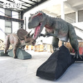 Stage Show Life Size Walking Dinosaur Model
