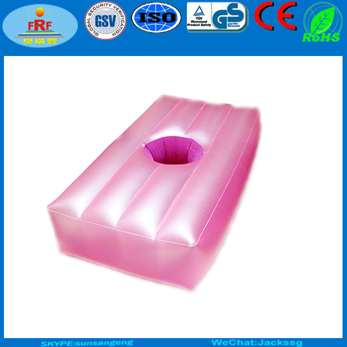 Pvc Inflable Embarazo Cama Colchon Inflable Mujer Embarazada Colchon