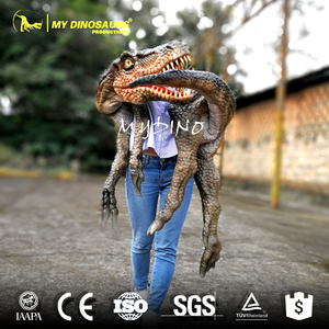MY DINO P050 Buy Shoulder Puppet Animated Dragon Shoulder Puppet for Theme Park
