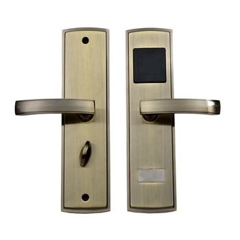 Professional Manufacturer Contactless Digital Rfid Hotel Smart Card Lock