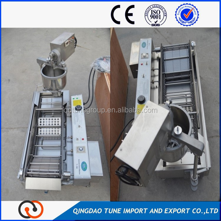 2016 hot mini donuts machine/automatic donut machine production line
