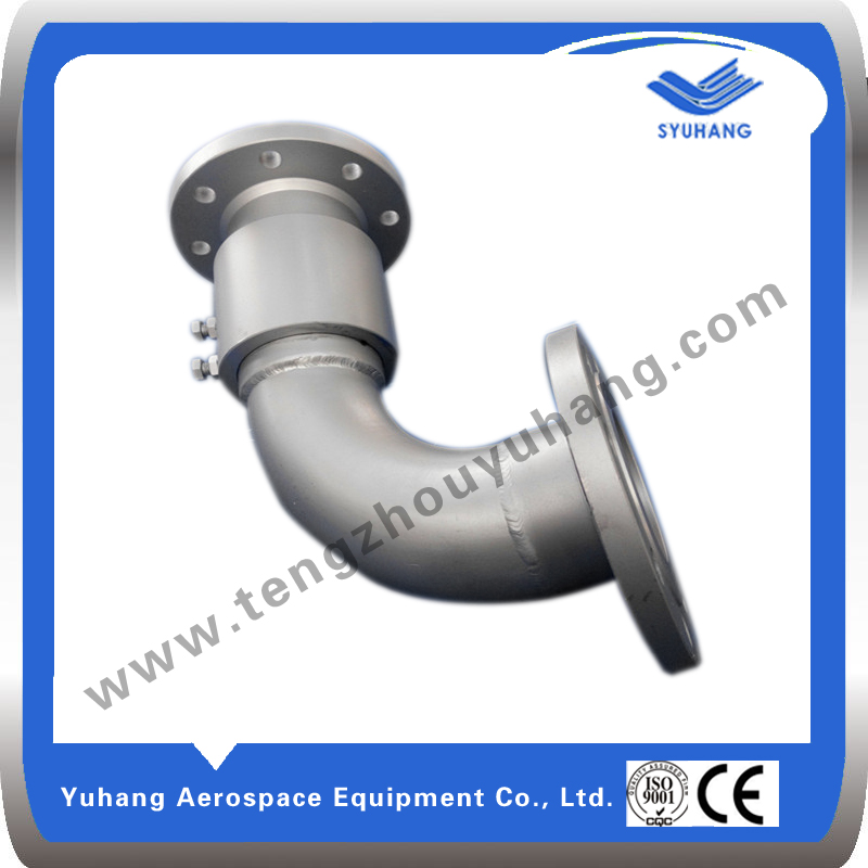 90 degree swivel elbow / water swivel connector / water swivel