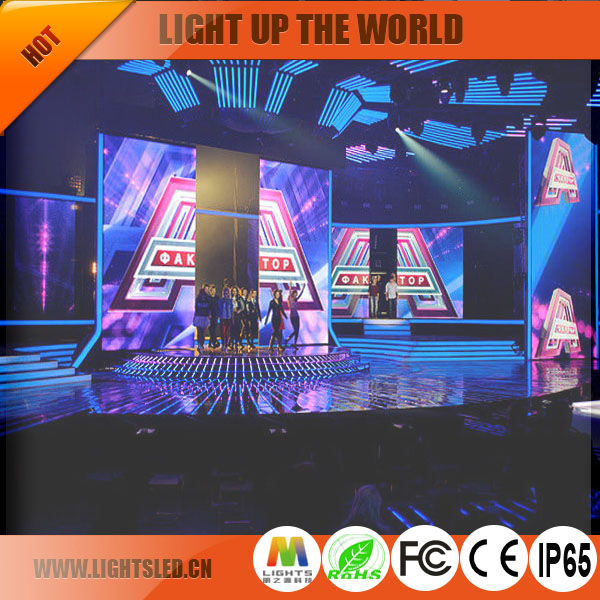 p4 High Brightness SMD led display indoor programmable electronic video wall/illuminating panel