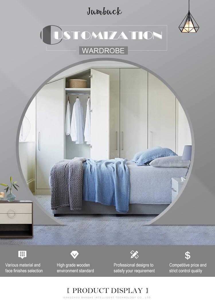 सुंदर बेडरूम डिजाइन की पैदल दूरी के माध्यम से अलमारी खुले ठंडे बस्ते में डालने कोई दरवाजे कोठरी