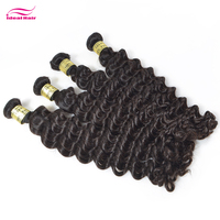 ideal wholesale virgin peruvian human hair extension,cheap cuticle aligned deep wave virgin hair