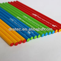 High quality wooden pencil, drawing pencil, with dip end