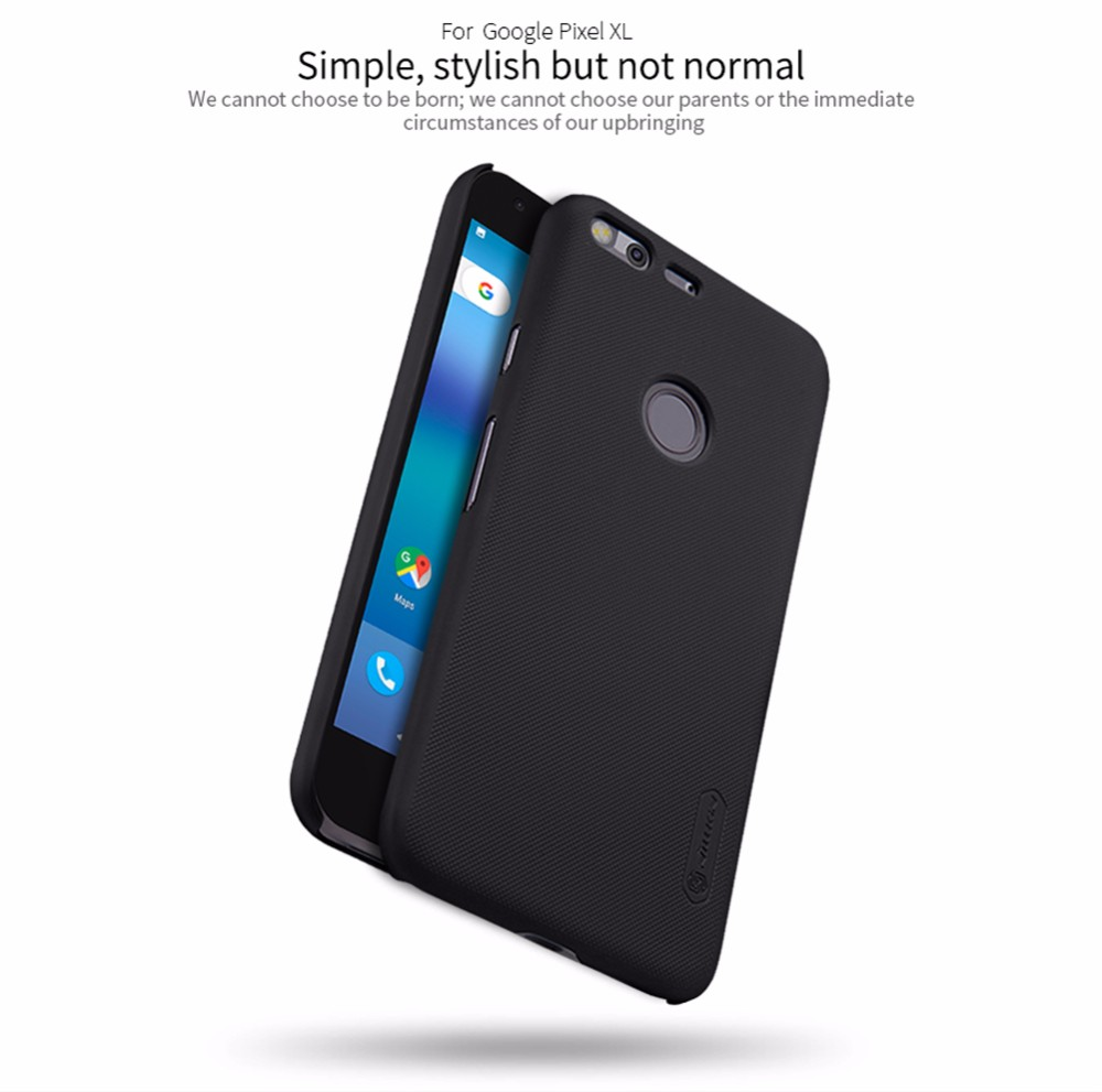 For Google Pixel Xl Case Nillkin Frosted PC Hard Back Cover Case For Google Pixel Xl With Gift