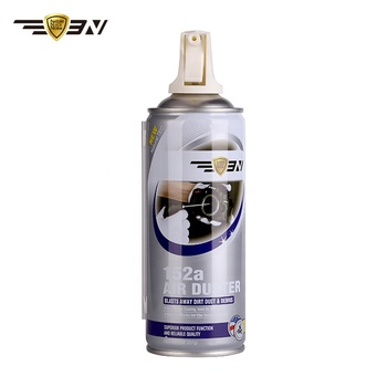 Pressurized 152a Air Duster(227g) for Cleaning Electronic Products, Dust-Off Compressed Gas Air Duster for Electronic Equipments