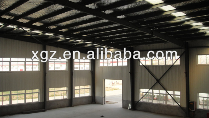 Steel Structure Architecture Design Of House
