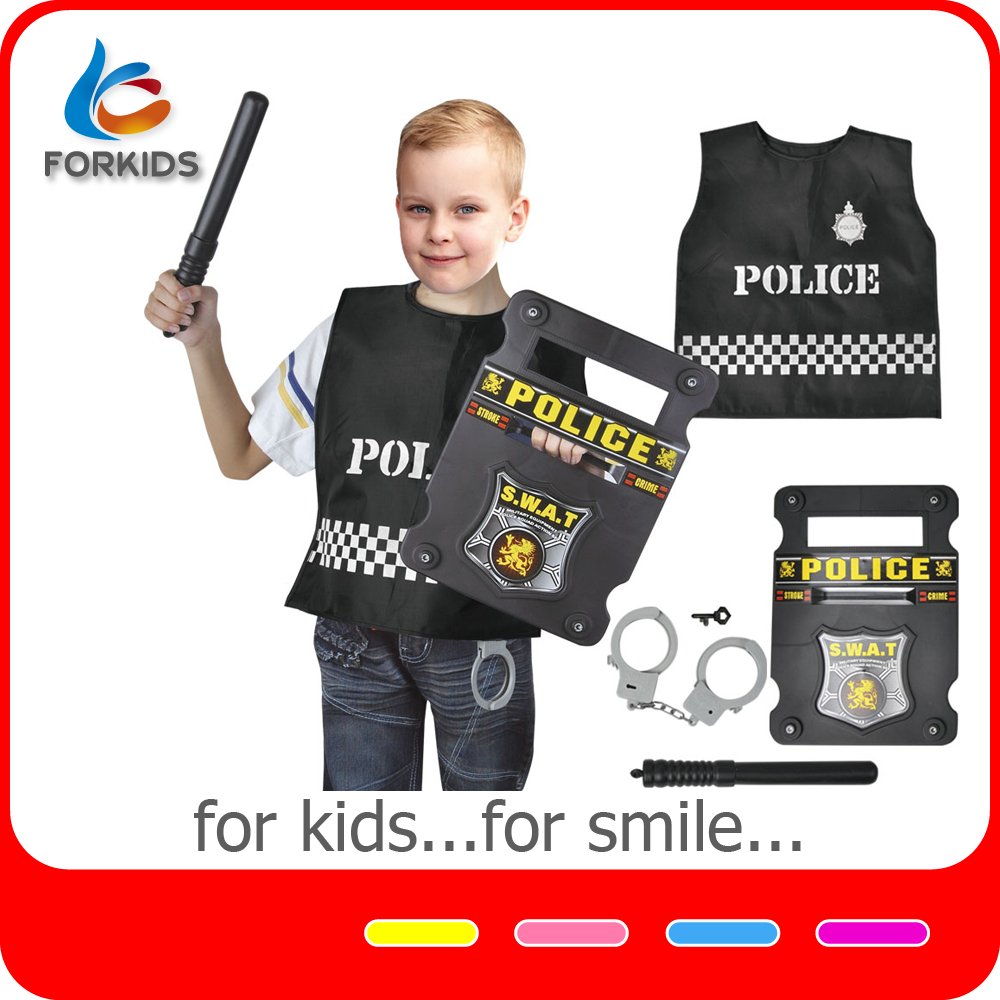 Roles and responsibilities of police