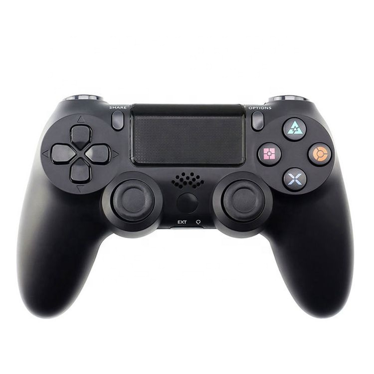 Wireless Double Vibration Gaming <strong>Controller</strong> With Touch Pad High-Precison Joystick for P4