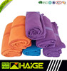 Personalized high quality magic quick dry microfiber compressed towel