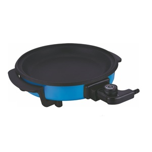42cm 1500W electric grill pizza pan with Teflon coated