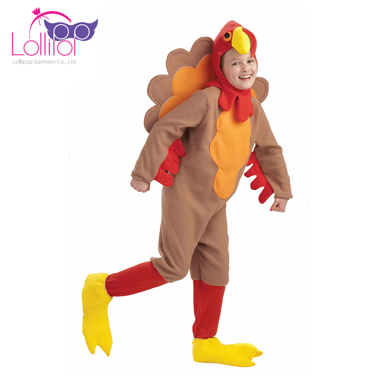 Professional custom halloween chicken mascot cosplay animal rooster costumes