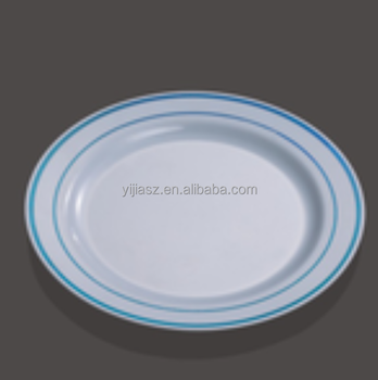 blue hot st& PS disposable plastic plate & Blue Hot Stamp Ps Disposable Plastic Plate - Buy Plastic Plates Hard ...