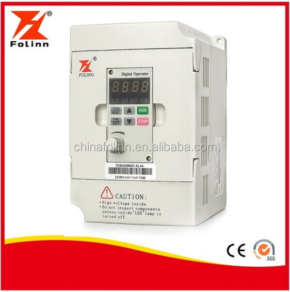 distributor wanted mini 0.4KW ac vfd single phase industrial China frequency inverter
