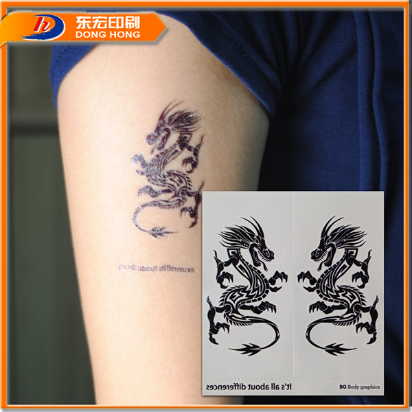 Unico Disegno Drago Tatuaggi Bracciocorpo Tatuaggio Buy Corpo
