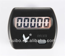 Hot-selling Step Counter Mini Pedometers With Belt Clip Step