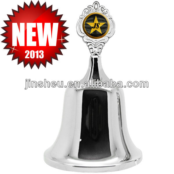 2013 metal bell/ church bells/ hand bell