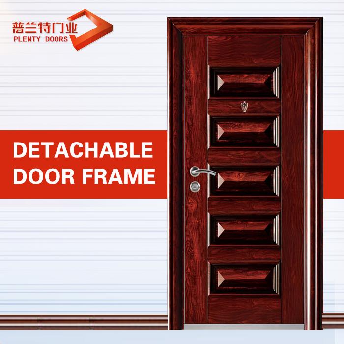 china nuevo diseo de puerta de metal