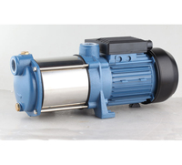 Professional design High flow rate horizontal multistage centrifugal pump