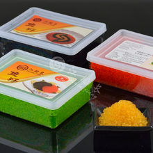 GEFRORENE LODDE ROE tobiko <span class=keywords><strong>caviar</strong></span>