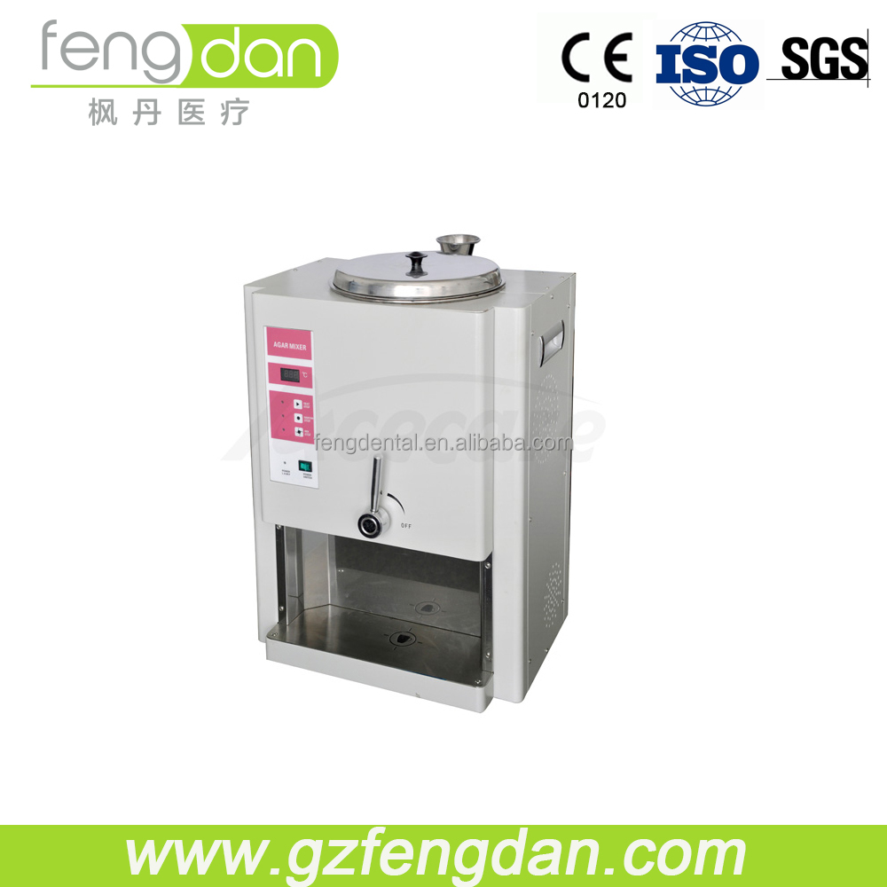Dental laboratory duplicating machine