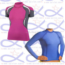New lady's Rash guard, super quality wholesale price