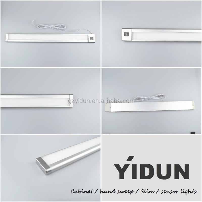 DC12V Furniture Led Cabinet Lighting/plastic Cover Under Cabinet Light