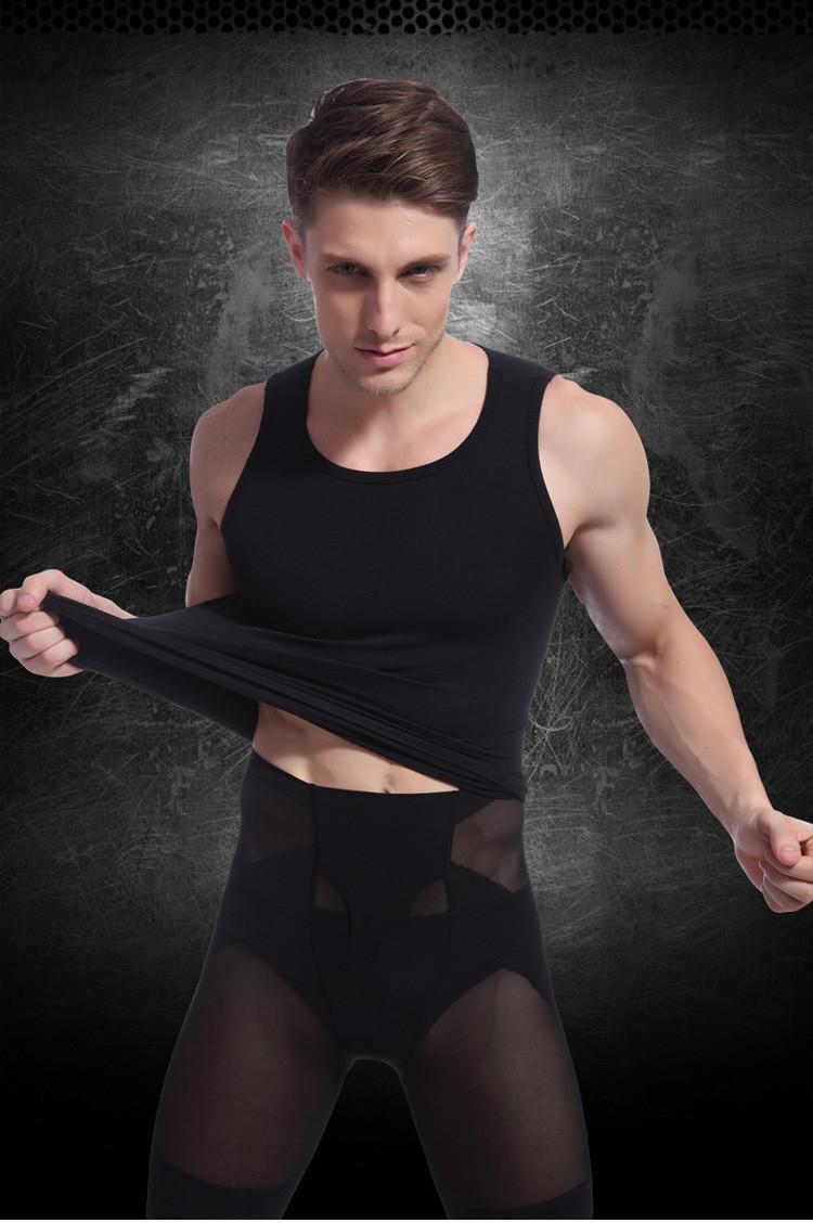 Hot Sale Men's Sports Tight T Shirt Jogging Running Men Gym Wear Wholesale 27