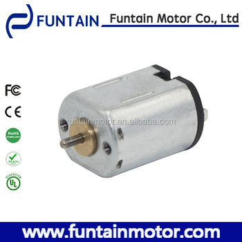 8mm Dc Mini Electric Motor 5v 30000rpm High Speed For Toys
