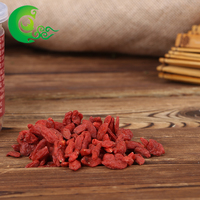 Certified wolfberry goji berries dried medlar fruits for sale