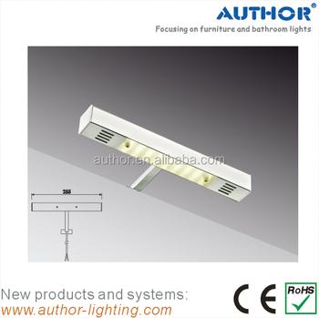 Square Ip44 12v 1.8w Led Bathroom Mirror Light/led Cabinet Light ...