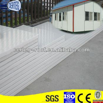 vente chaude en acier galvanis eps isoler plaque pour mur intrieur