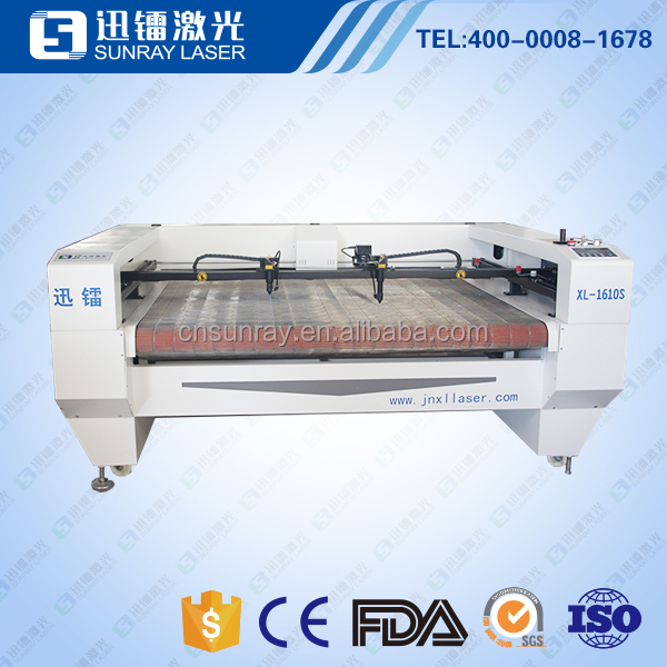 High quality tent laser cutting engraving machine price