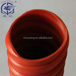 Dia 85mm hdpe post tension duct with hdpe coupler