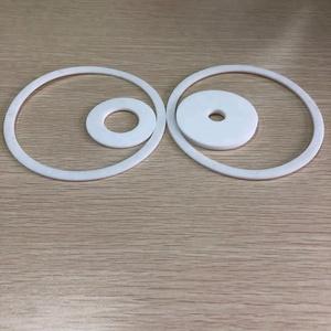 High Quality white flat PTFE gasket