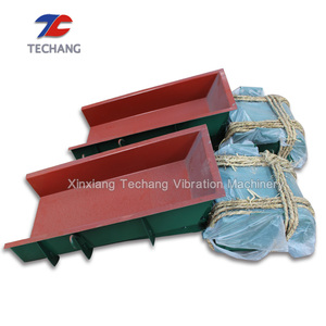 Electromagnetic small vibrating feeder specification in mining