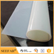 Customized clear silicon rubber mat